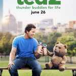 今日の映画 – テッド2(Ted 2)