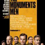 今日の映画 – ミケランジェロ・プロジェクト(The Monuments Men)