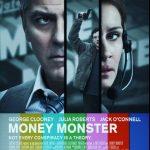 今日の映画 – マネーモンスター(Money Monster)