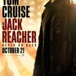 今日の映画 – ジャック・リーチャー NEVER GO BACK(Jack Reacher: Never Go Back)