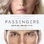 今日の映画 – パッセンジャー(Passengers)