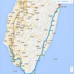台湾周遊、列車と駅弁の旅(5) – 3日目(台南~台東~花蓮)