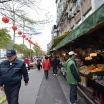 台北歴史散歩の旅 (6) 雙連朝市、文昌宮