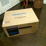 AVアンプを買い換える: ONKYO TX-NR626
