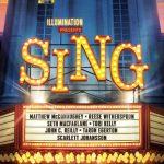 今日の映画 – SING シング(Sing)