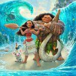 今日の映画 – モアナと伝説の海(Moana)