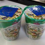 パクチーチキンヌードル(カップ麺)