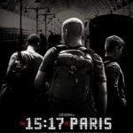 今日の映画 – 15時17分、パリ行き(The 15:17 to Paris)