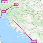 クロアチア旅行計画