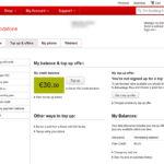 モバイルルータGlocalME G3をVodafone アイルランドSIMで使う