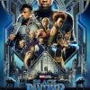 今日の映画 – ブラックパンサー(Black Panther)