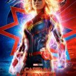 今日の映画 – キャプテン・マーベル(Captain Marvel)
